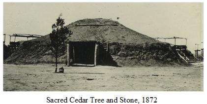 biog258-sacred-cedar-tree-and-stone