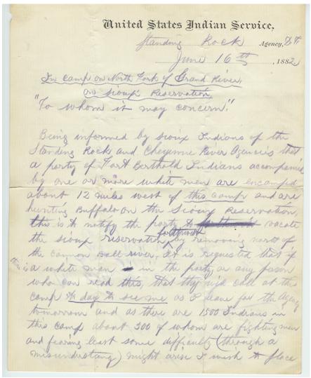 customs173-letter-no-1-authorizing-1882-buffalo-hunt