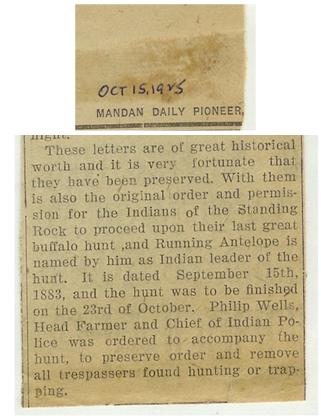 customs173-letter-no-6-authorizing-1883-buffalo-hunt