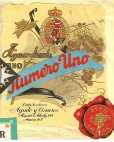 mex-numero-uno-label